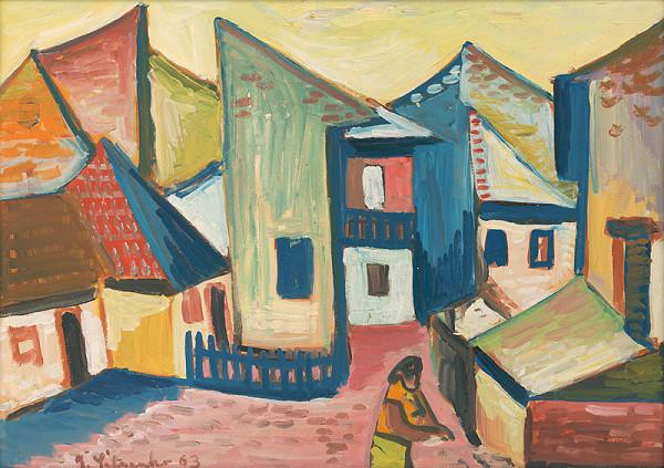 Ivan Šafranko – Domy na Leninovej ulici