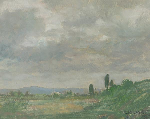 Mikuláš Jordán – Krajina od Podhradíka