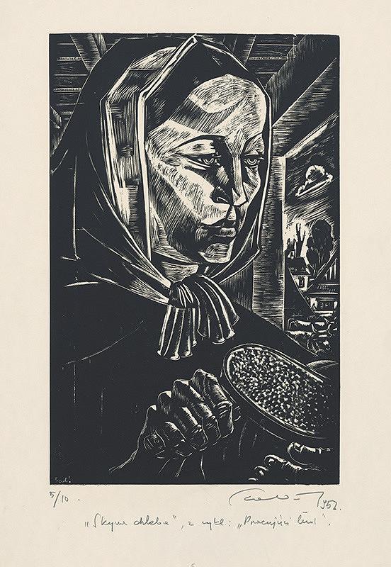 Július Szabó – Skyva chleba