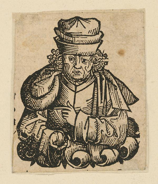 Michael Wolgemut, Wilhelm Pleydenwurf – Portrét muža