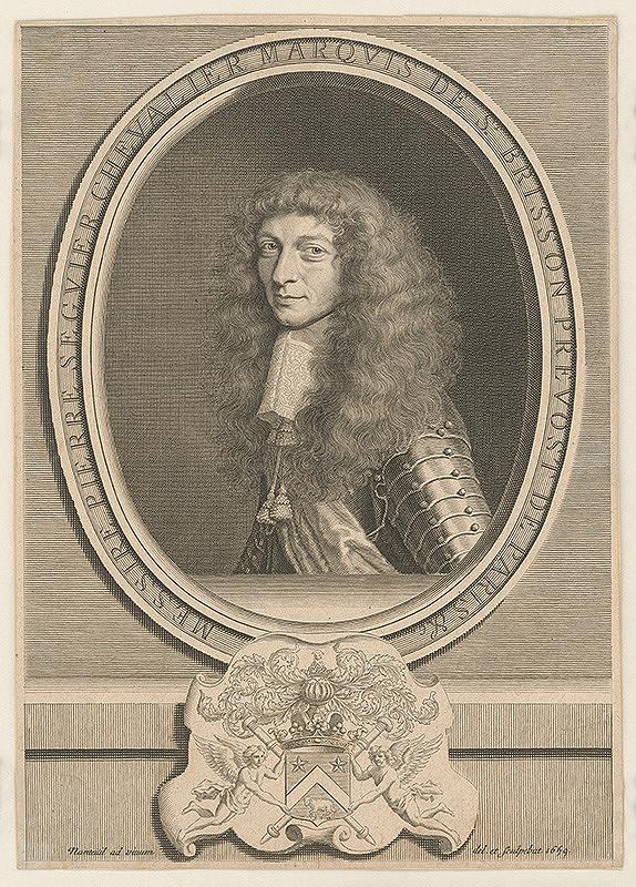 Robert Nanteuil – Pierre Seguier