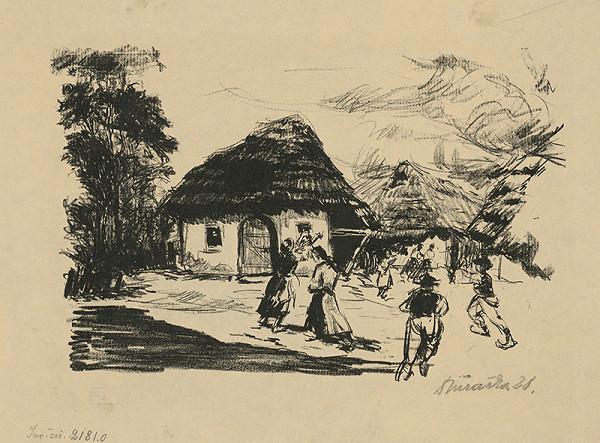Anton Djuračka – Oheň na dedine