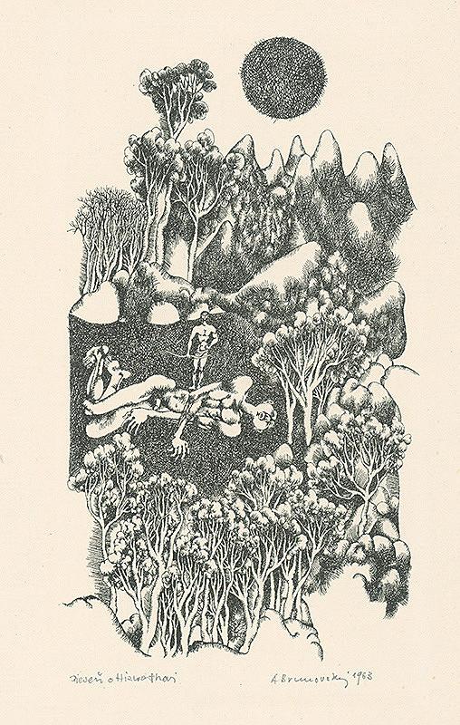 Albín Brunovský - Old-growth Forest