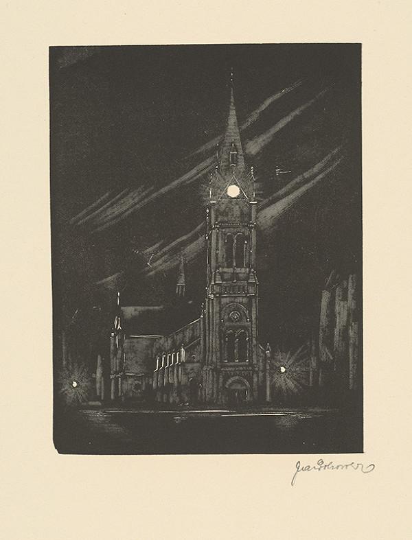 Jaroslav Dobrovolský – Blumentálsky kostol