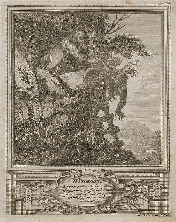 Michael Heinrich Rentz – Sv. Pythyrion