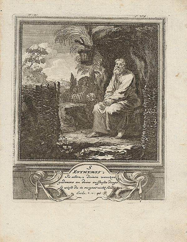 Michael Heinrich Rentz – S. Euthymus