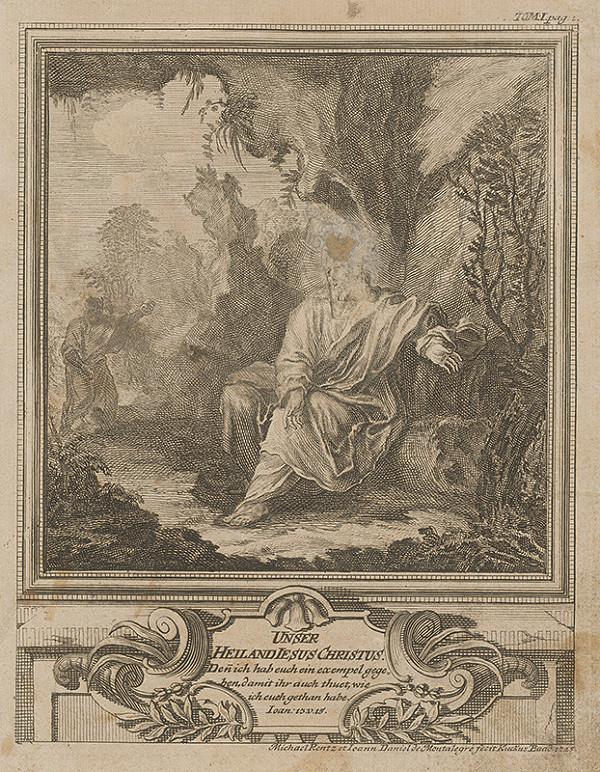 Michael Heinrich Rentz – Ježiš Kristus