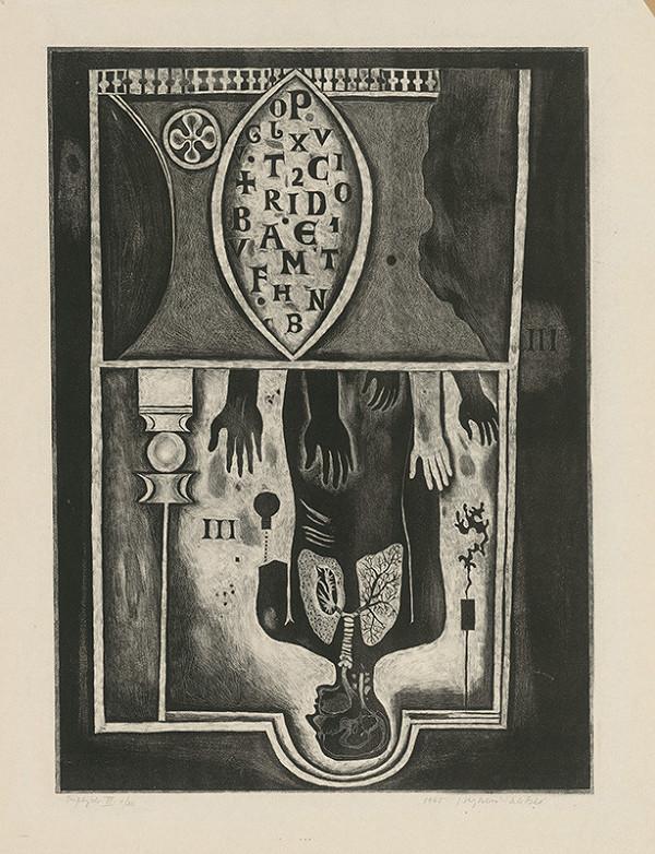 Jana Želibská – Triptych III.
