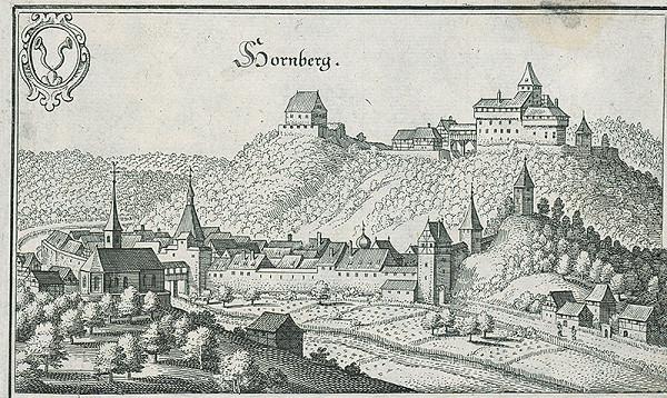 Stredoeurópsky grafik zo 17. storočia - Bornberg