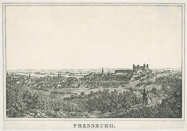 Carl Ferdinand Langhans – Pressburg