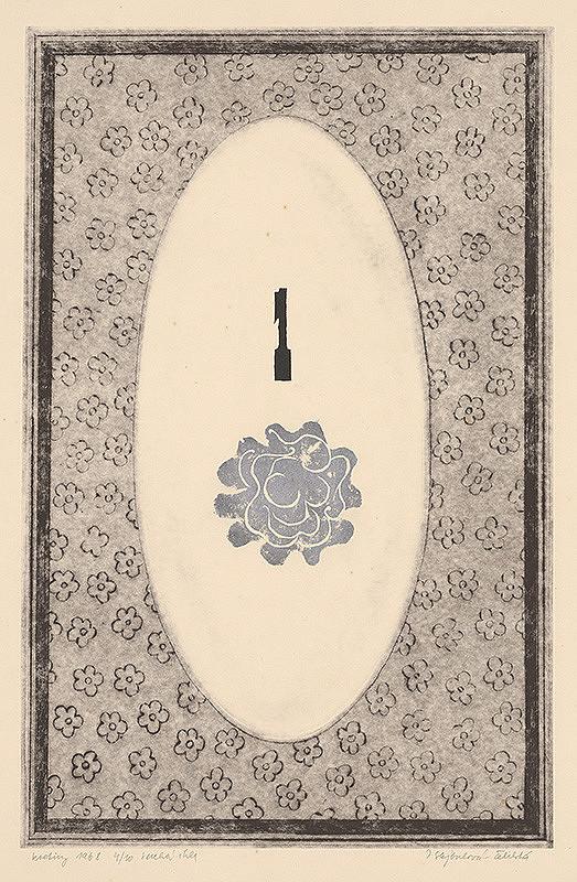 Jana Želibská – Kvetiny - 1