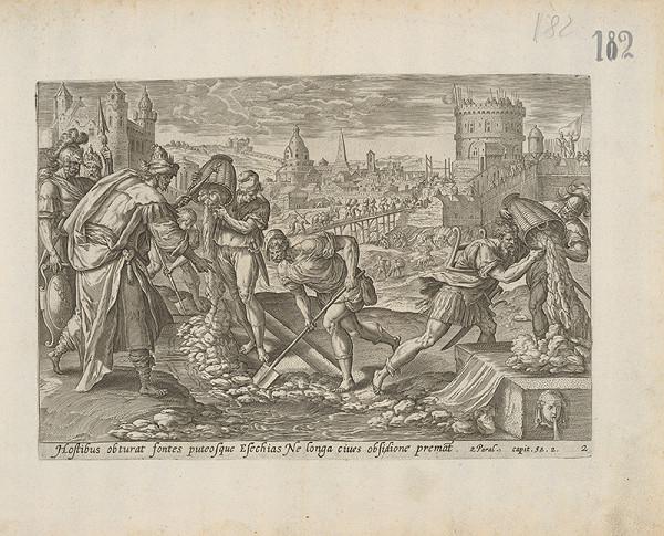 Claes Jansz. Visscher - 2 Paral.capit.32, 2.