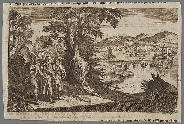 I. A. Joninger – Kristus na ceste do Emauz