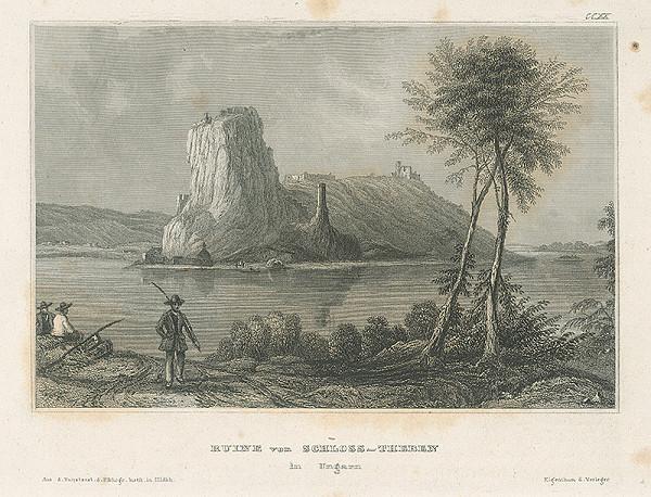 Stredoeurópsky autor z 19. storočia - Devín