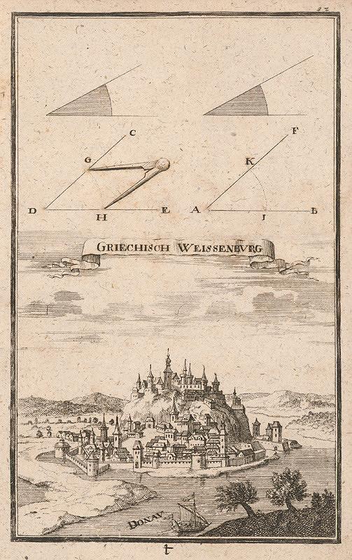 Gabriel Bodenehr st. – Griechisch Weissenburg
