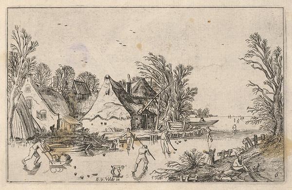 Jan van de Velde ml., Claes Jansz. Visscher – 29.list z albumu