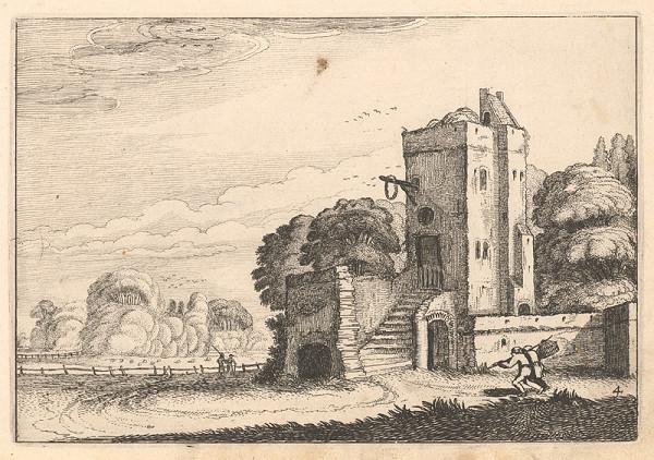 Jan van de Velde ml., Claes Jansz. Visscher - 4. list z albumu