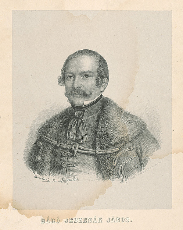 Giuseppe Marastoni – Barón Ján Jesenák