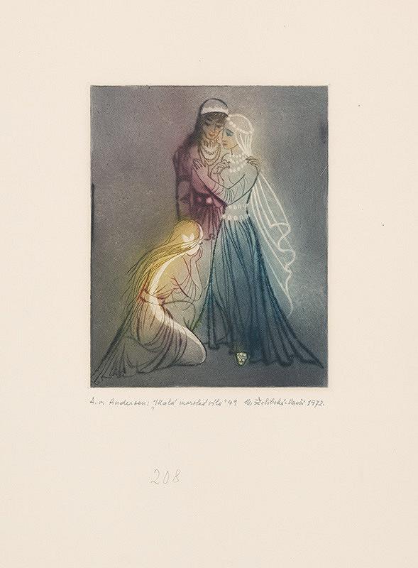 Mária Želibská – Láska