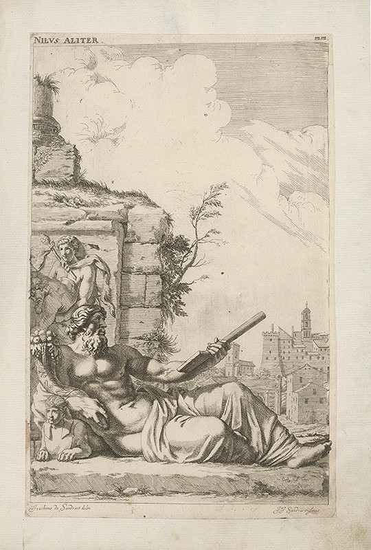 Jacob von Sandrart, Joachim von Sandrart – Níl