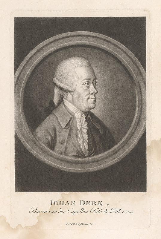 Johann Jacob Haid – Johann Derk