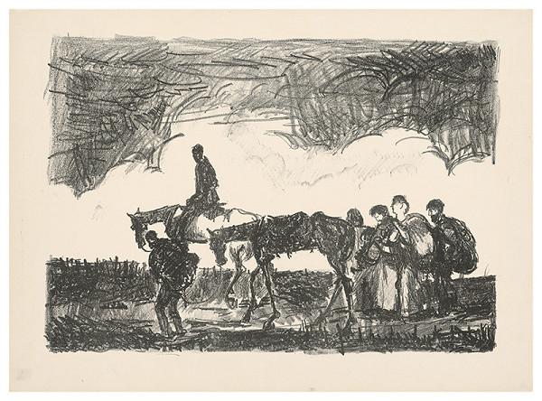 Cyprián Majerník – Utečenci I.