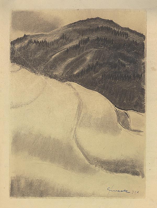 Edmund Gwerk – Fields below the Mountains