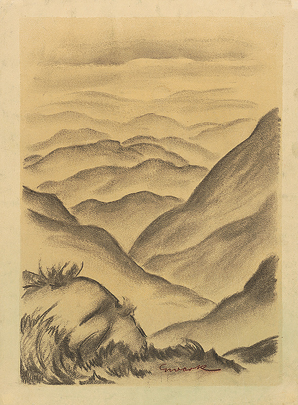Edmund Gwerk – Mountains and Valleys