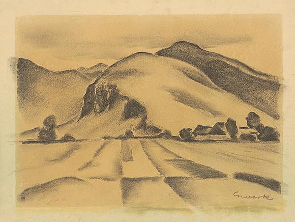 Edmund Gwerk – In the Hron River Valley