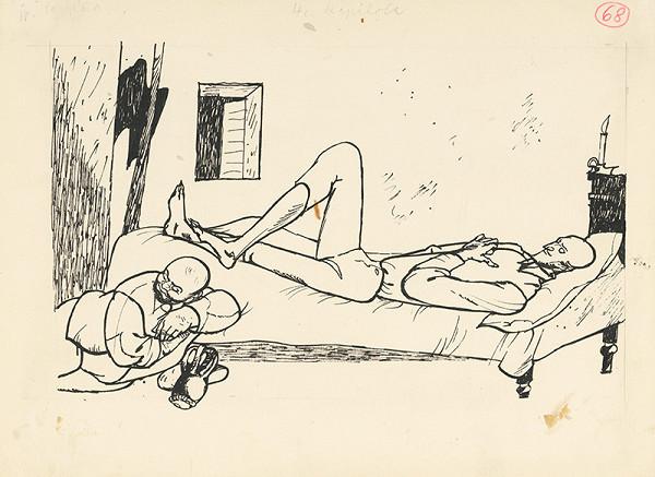 Vincent Hložník – Don Quixote Resting