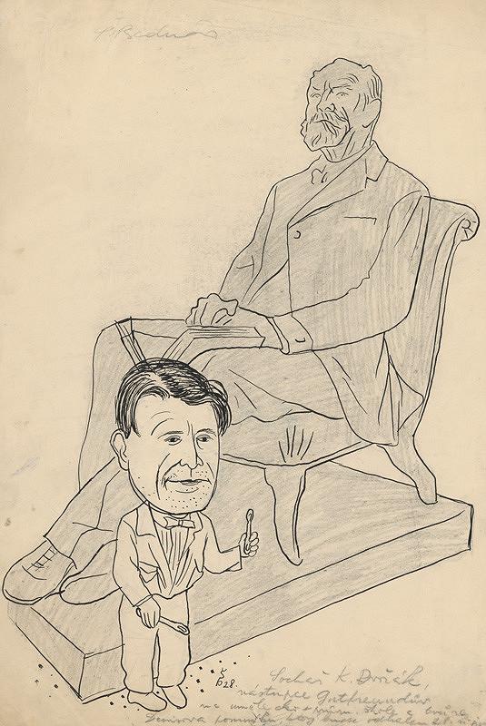 Štefan Bednár - Pomník 1928