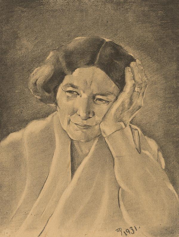 Lea Mrázová - Portrét