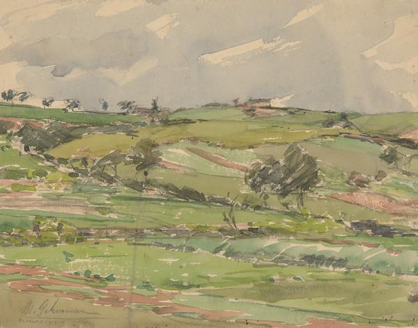 Maximilián Schurmann – Field in Espalion