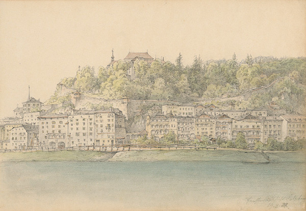 Karol Ľudovít Libay – Salzburg