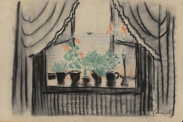 Ladislav Čemický – Muškáty v okne