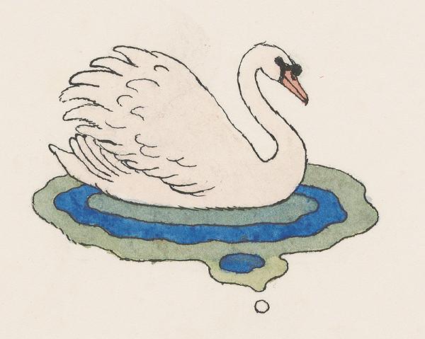 Peter Kľúčik – Swan