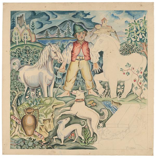 Ľudovít Fulla – Pastierik