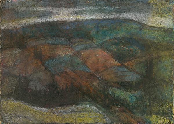 Janko Alexy – Landscape around Zvolen