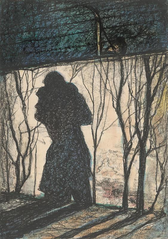 Imrich Weiner-Kráľ – Apparition