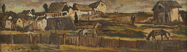 Cyprián Majerník – On the Pasture