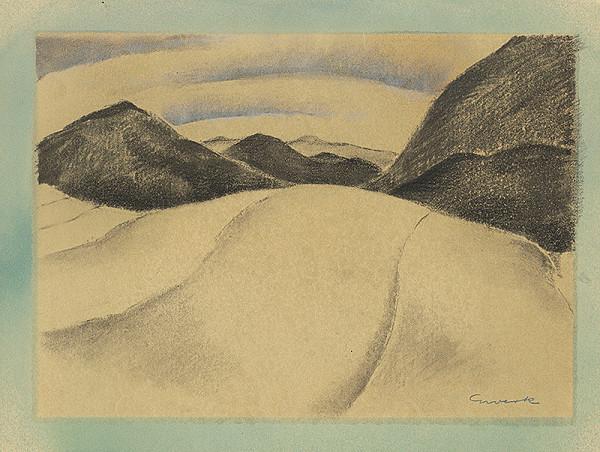 Edmund Gwerk - Hodová Mountains