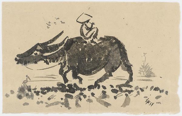 Ľubomír Kellenberger – Herdsboy