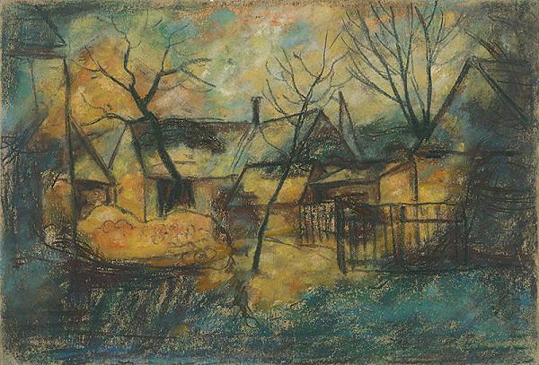 Janko Alexy – Behind Barn