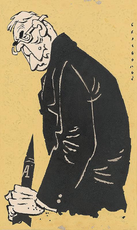 Viliam Weisskopf – Churchill