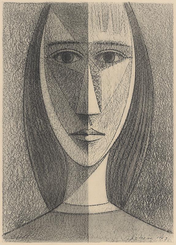 Ladislav Guderna – Sad Girl