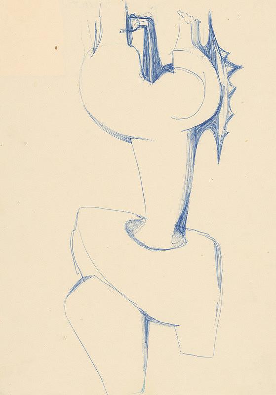 Andrej Rudavský – Ballet Dancer I.