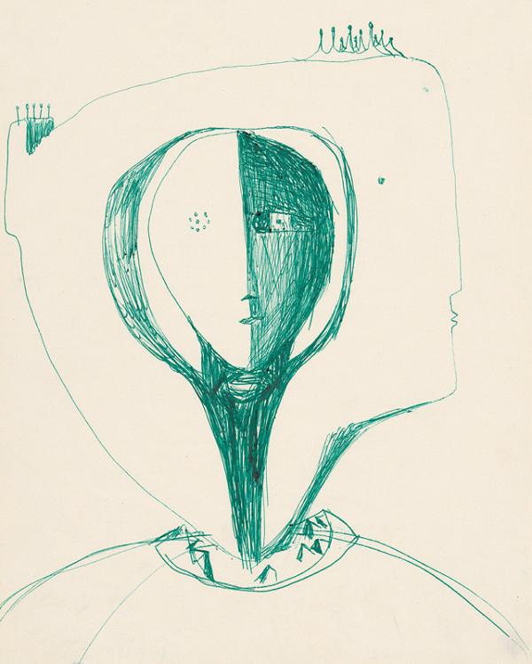 Andrej Rudavský – Green Head