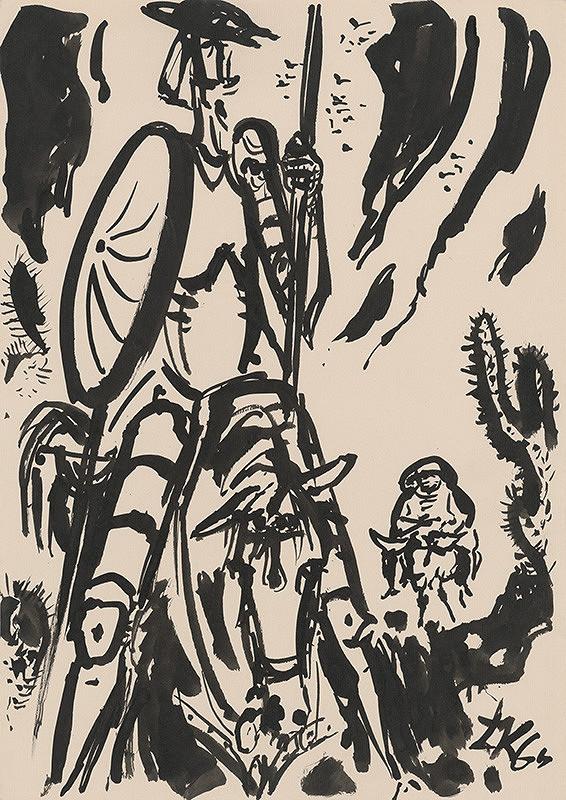 Ľubomír Kellenberger - Don Quixote II.