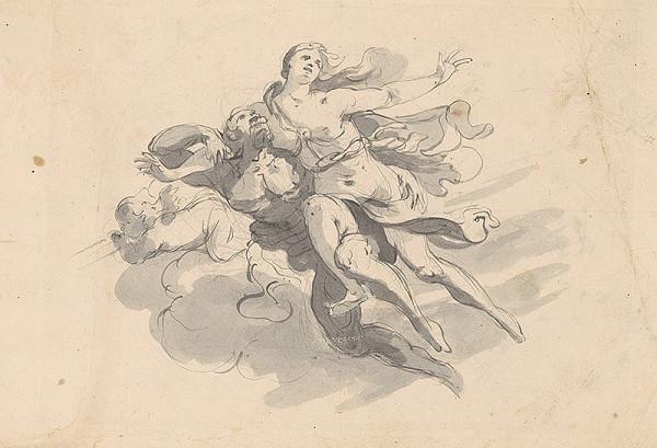 Stredoeurópsky maliar z 18. storočia – Abduction