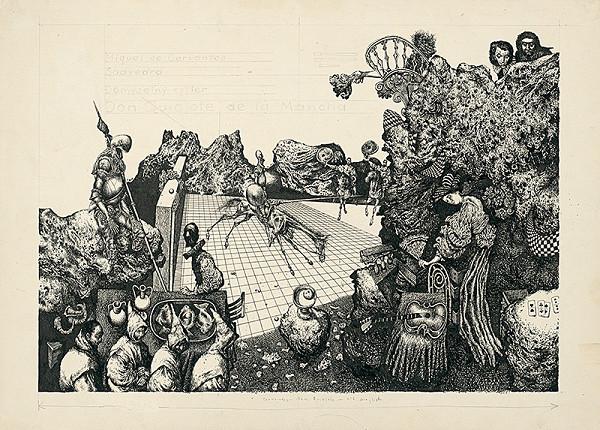 Albín Brunovský – Don Quixote